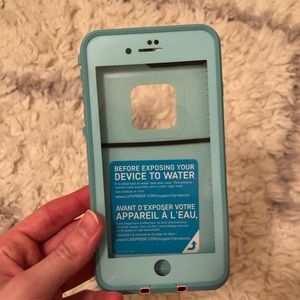 Life Proof FRE IPhone 6/7/8 Plus Case NWT